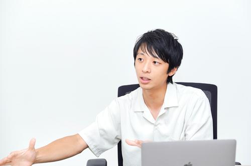 タイミー 代表取締役 小川嶺氏