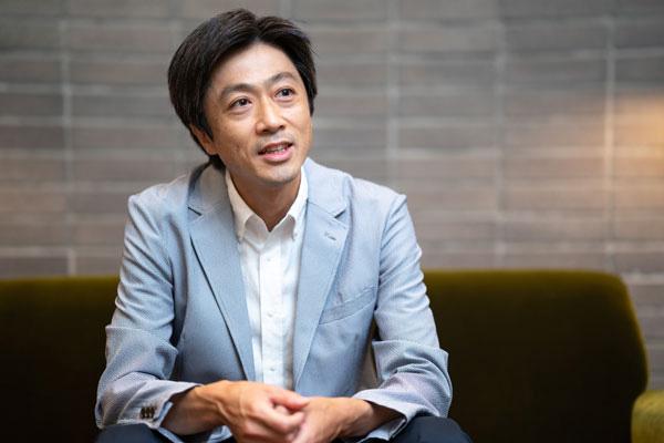 スターバックス コーヒー ジャパン デジタル戦略本部 CRM部 部長 清水省吾氏