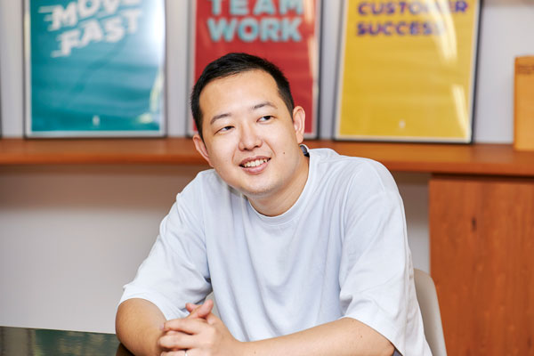 BEARTAIL 代表取締役 黒﨑賢一氏筑波大学(情報学群)在学中の2012年6月にBearTail(現 BEARTAIL)を創業。