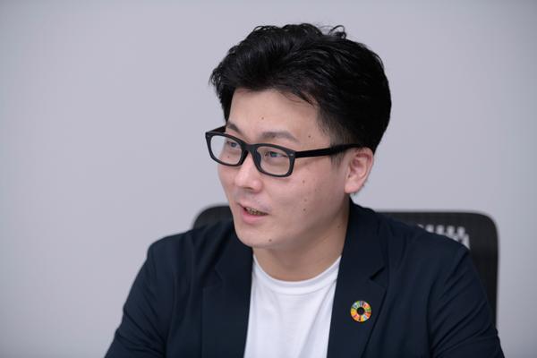 株式会社JX通信社代表取締役社長CEO 米重克洋氏