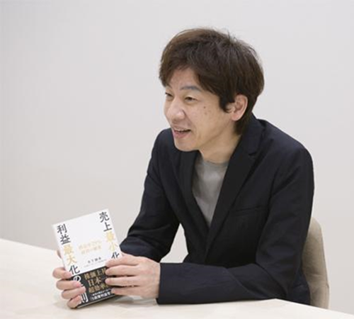 株式会社北の達人コーポレーション 代表取締役社長 木下勝寿氏