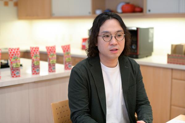 株式会社AbemaTV ビジネスディベロップメント本部 クリエイティブ局 プランナー 水谷 祐太氏