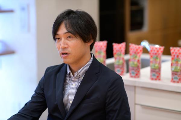 カゴメ株式会社 マーケティング本部 食品企画部 2グループ 主任 岡田 拓也氏
