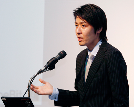 株式会社ビービット 代表取締役 遠藤直紀