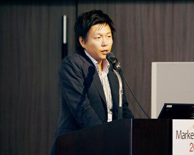 株式会社ブレインパッド インテリジェンスインテグレーション部 マーケティンググループ マネージャ 安田氏