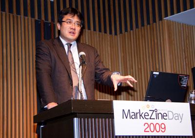 ソフトブレーン・サービス株式会社代表取締役社長 売れる仕組みプロデューサー工藤龍矢氏