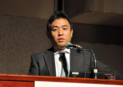 ソフトバンクモバイル株式会社マーケティング本部副本部長蓮実一隆